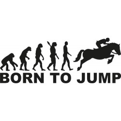 Born to jump
