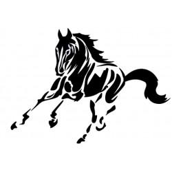 cheval au galop 2