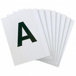 Jeu de 12 lettres pour carrière de dressage